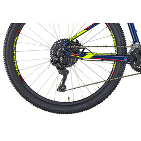 "GT Bicycles Avalanche Elite MTB Hardtail 27,5"" żółty/niebieski"